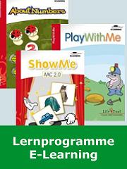 Computer Lernprogramme, E-Learning