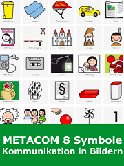 METACOM 8 Symbole - Kommunikation in Bildern