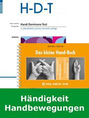 Handbeweglichkeit, Händigkeit