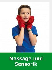 Massage und Sensorik