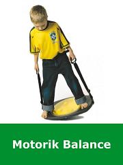 Motorik, Balance