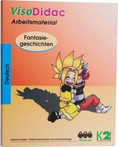 * Fantasiegeschichten Sprach- und Lesematerial