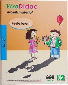 * Feste feiern Sprach- und Lesematerial