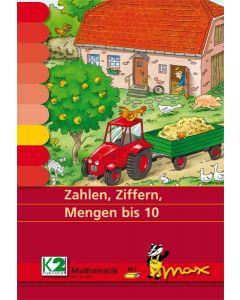Max Lernkarten Mengen bis 10