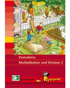 Max Lernkarten Multipl./Division 1000