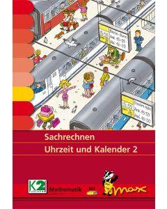 Max Lernkarten Uhrzeit/Kalender 2