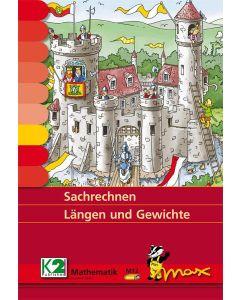 Max Lernkarten Längen/Gewichte