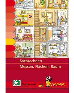 Max Lernkarten Messen, Flächen, Raum