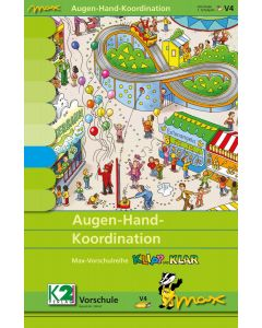 Max Lernkarten Augen-Hand-Koord.