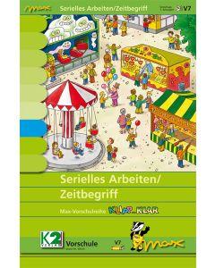 Max Lernkarten Seriell/Zeitbegriff