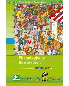 Max Lernkarten Phonologische Bewusstheit