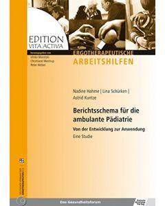 Berichtsschema für die ambulante Pädiatrie  eBook