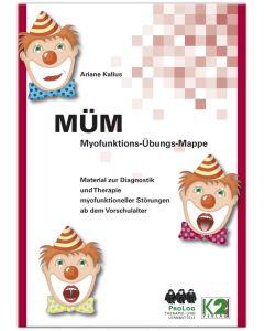 MÜM Myofunktions-Übungsmappe