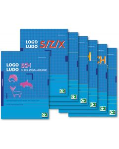 LOGO LUDO Mappen Lautbildung Mundmotorik