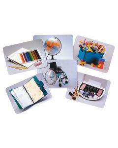 Colorcards Gegenstände (Possession)