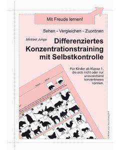 Differenziertes Konzentrationstraining PDF