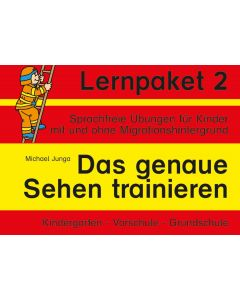 Lernpaket 2 Das genaue Sehen trainieren PDF