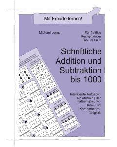 Schriftliche Addition und Subtraktion bis 1000 PDF