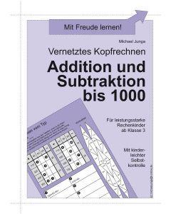 Vernetztes Kopfrechnen Add. Subtr. bis 1000 PDF