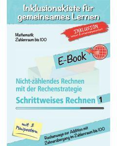 Rechenstrategie Schrittweises Rechnen 1 E-Book