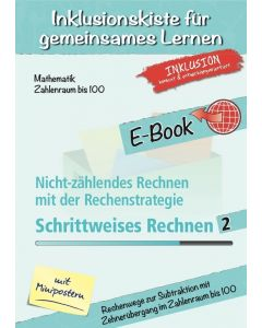 Rechenstrategie Schrittweises Rechnen 2 E-Book