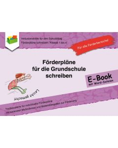 Förderpläne für die Grundschule E-Book