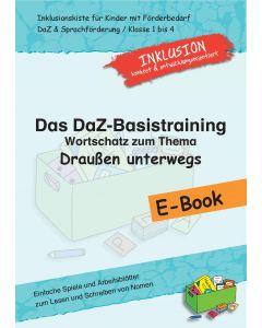 """DaZ-Basistraining E-Book Wortschatz """"unterwegs"""""""