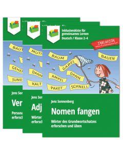 Wörter fangen Wortschatz PDF