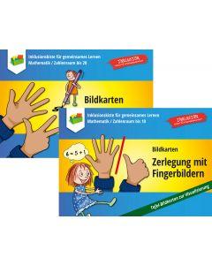 Sparpaket Bildkarten: Fingerbilder PDF