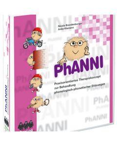 PhANNI Phonologisch-phonetische Störungen