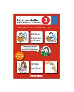 Satzbaustelle 3 - Verben, Zeitformen und Satzbau