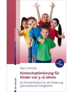 Kontextoptimierung für Kinder von 3- 6 Jahren