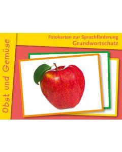 Fotos Wortschatz Obst und Gemüse
