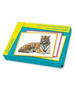 Fotos Wortschatz Zootiere
