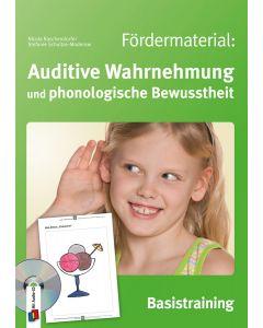 Auditive Wahrnehmung phonologische Bewusstheit