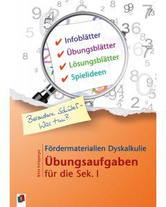 Dyskalkulie für ältere Schüler