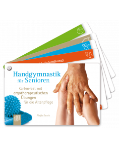Handgymnastik für Senioren