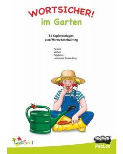 """Kopiervorlagen """"Im Garten"""""""