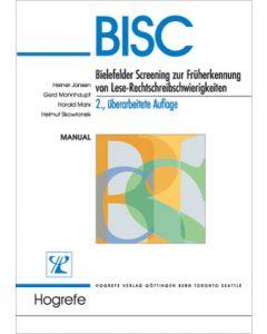 BISC Screening zur Früherkennung von LRS