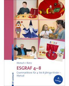 ESGRAF 4–8  Manual