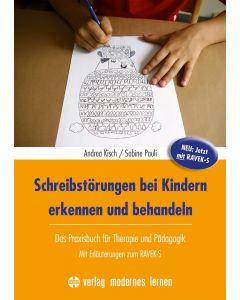 Schreibstörungen bei Kindern erkennen