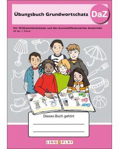 Übungsbuch Grundwortschatz - DaZ-