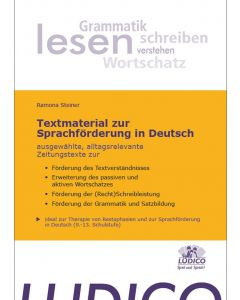 Textmaterial Sprachförderung Deutsch