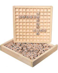 """Buchstabenwürfel """"Wörter legen"""""""
