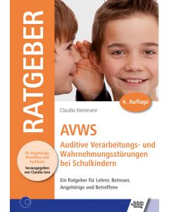 AVWS Auditive Störungen bei Schulkindern E-Book