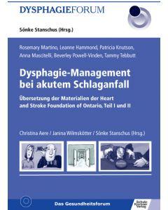 Dysphagie Management bei akutem Schlaganfall eBook