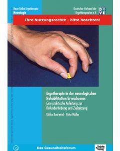 Ergoth. in der neurolog. Rehabilitation eBook