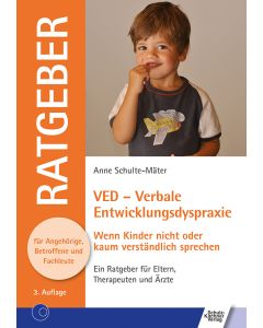 VED - Verbale Entwicklungsdyspraxie E-Book