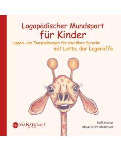 Logopädischer Mundsport für Kinder - Audio-CD