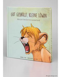 Gut gebrüllt, kleine Löwin